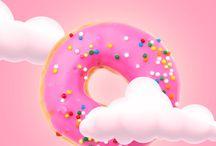 I love donnuts ❤