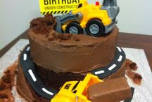 Construction Cakes / by Emma Bastian