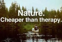 Green Therapy / The great outdoors is an infinite source of inspiration and can act as a green therapy for us