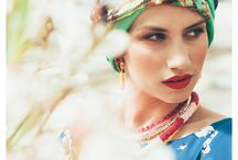 SS15 Tropical Punch / Titto Fashion Accessories  /  Campaign SS15