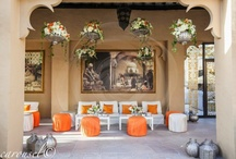 Lounging Around / We love creating lounge areas for the guests for mingling. Give a nice flow to your event with these cool lounge ideas.