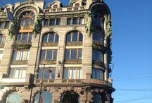 Saint-Pétersbourg / aperçu de mon séjour à St-Pétersbourg