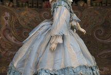 Antik fashion dolls