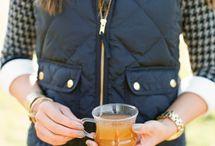 Fall/Winter Fashion / by Koby Bowen