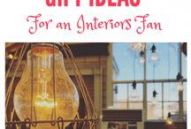 INTERIOR GIFTS & ACCESSORIES