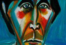 Noel Fielding art