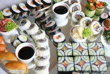 Sushi / Cuda Szefa Kuchni z Hotelu Elbrus***