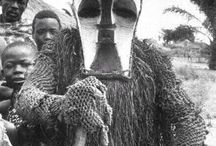 Mscara africana