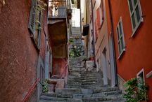 Love Varenna / Here is where we live and where our local shop is. Welcome!