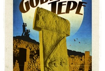 GOBEKLI TEPE - URFA TURKEY / The first temple on earth