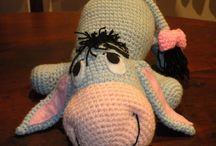 Crochet farm animals