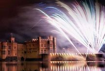 November skies alight / The British skyline lights up with bursts of colour as fireworks explode and the scent of bonfires fill the air... the 5th November marks Guy Fawkes night but events are often held throughout November.  / by Classic British Hotels