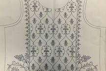 Рисунок для вышивки