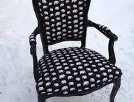 Klä om stol