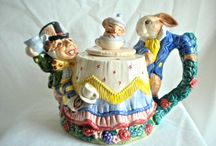 Tea Party Dishes / by Joy Will