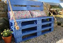 Pallets DIY | Home / by Serendipity Weddings & Nails