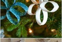 χριστουγεννιατικες κατασκευές