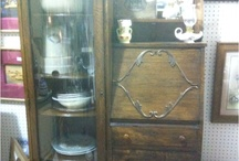 Jesse James Antiques Mall / by Bonnie Marks