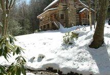 Cabana de inverno
