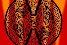 Celtic Art / Art from all across the Seven Celtic Nations