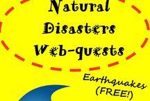 Calamités naturelles