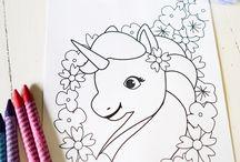 Unicorn party gamea