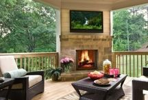 house + home: outdoor living