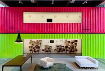 house and home / by Vania Wat