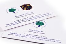 Business Cards / by Vital Concept