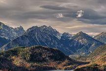 Alemania Sur y Alpes