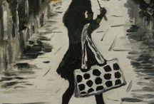 My Art / Dipinti