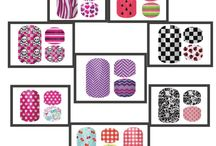 All my Jams / I'm excited to be selling awesome fashion statements for your hands! They are an easy way to make your nails extra cute!   http://bejoyful.jamberrynails.net/ / by Rachel Fickenscher