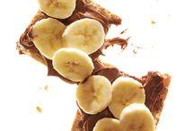 h e a l t h y  f o o d / Imagens de comidas saudáveis, para me inspirarem num alimentação equilibrada, colorida e saudável.