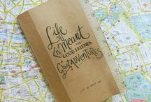 Travel Journals by ABC