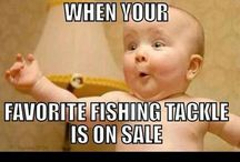 Fishing Humor / Funny memes and pictures about fishing.