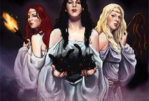 Myths Legends Goddesses