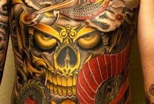 Tattoo'd Lifestyle Magazine - Japanese Tattoos