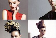inspiration headpieces (art project)