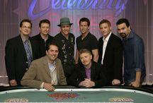Steven Culp on Celebrity Poker Tournament Game 1 / Steven Culp Celebrity Poker Tournament Game 1