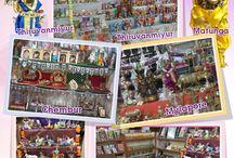 KRISHNA JANMASHTAMI Display in our Showrooms