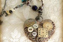 Vintage náhrdelníky