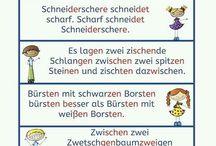 Deutsche Zungenbrecher