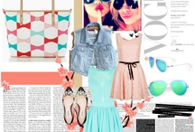 POLYVORE SETS / Collections from Polyvore.. Gorgeous sets all around !