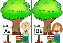 Alfabeto Árvore