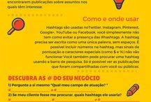 Gravata hashtag - EMarketing