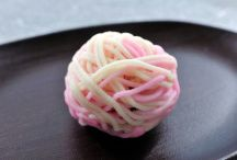 Japan / Japanese Sweets that are pretty to look at (and looks delicious!)
