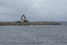 Breakwater Construction Rockport 2015