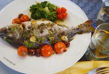 Θαλασσινά-Sea Foods