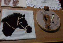 tejidos chikis / tejido a maquina, crochet , 2 agujas, bordado chino, capitone