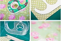 Prettying up / Making everyday objects look a bit special!